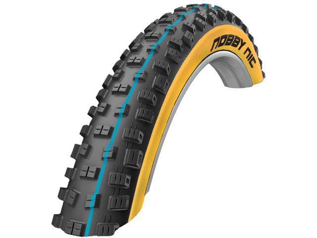 "SCHWALBE Nobby Nic Folding Tyre 26"" Addix Speedgrip LiteSkin"